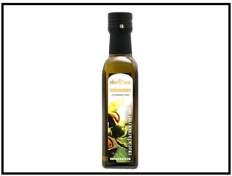 ユウキ食品マカダミアナッツオイルの画像