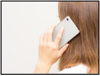 電話相談の画像