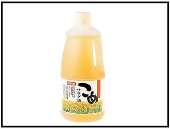 こめサラダ油の画像