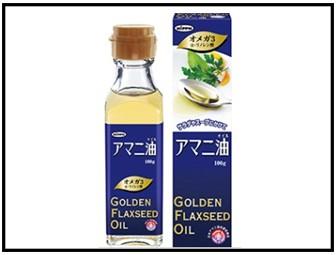 アマニ油の写真