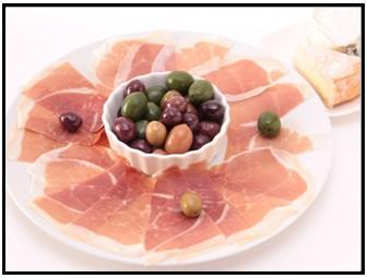 オリーブの料理画像