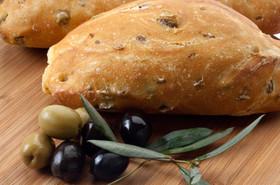 オリーブのパン画像